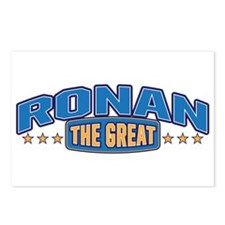 The Great Ronan Postcards (Package of 8)