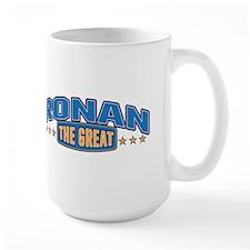 The Great Ronan Mug