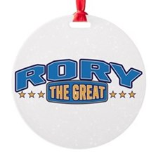 The Great Rory Ornament