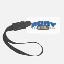 The Great Rory Luggage Tag