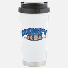 The Great Rory Travel Mug