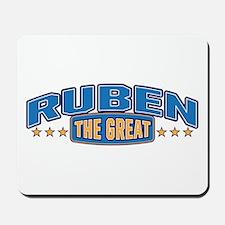 The Great Ruben Mousepad