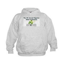 4th Annual Nigerian Email Con Hoodie