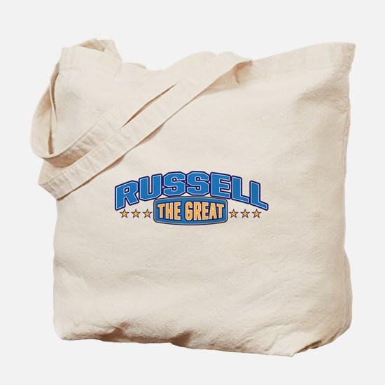 The Great Russell Tote Bag