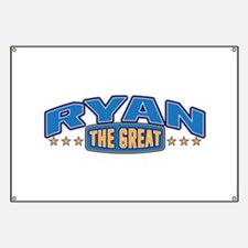 The Great Ryan Banner