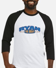 The Great Ryan Baseball Jersey