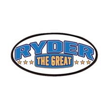 The Great Ryder Patches