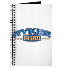 The Great Ryker Journal
