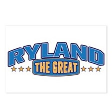 The Great Ryland Postcards (Package of 8)