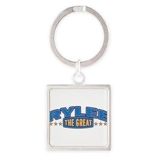 The Great Rylee Keychains