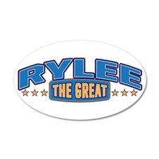 The Great Rylee Wall Decal