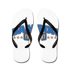 The Great Samson Flip Flops