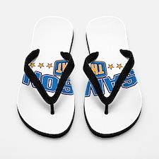 The Great Samson Flip Flops