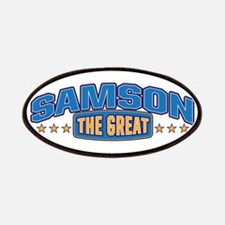 The Great Samson Patches