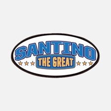 The Great Santino Patches