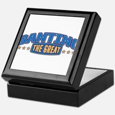 The Great Santino Keepsake Box