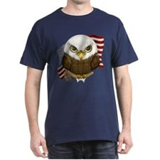 Cute Bald Eagle T-Shirt