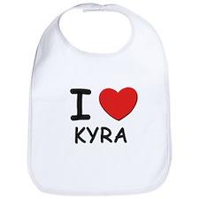 I love Kyra Bib