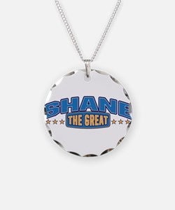 The Great Shane Necklace