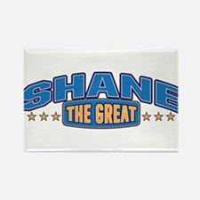The Great Shane Rectangle Magnet