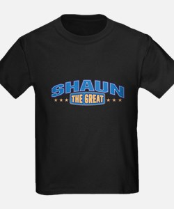 The Great Shaun T-Shirt