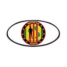 Vietnam War Veteran - This Well Defend Patch Patch
