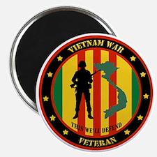 "Vietnam War Veteran - This Well Defend Patch 2.25"""