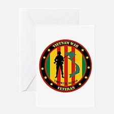 Vietnam War Veteran - This Well Defend Patch Greet