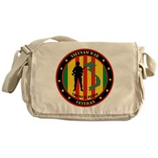 Vietnam War Veteran - This Well Defend Patch Messe