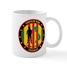 Vietnam War Veteran - This Well Defend Patch Small Mug