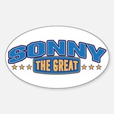 The Great Sonny Decal