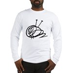 Yarn Ball Long Sleeve T-Shirt