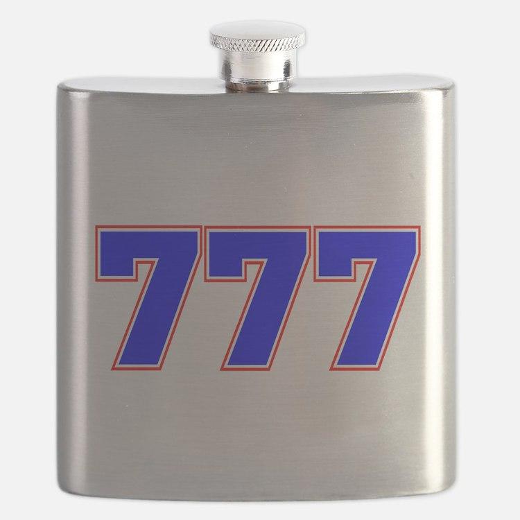 777 GOD Flask
