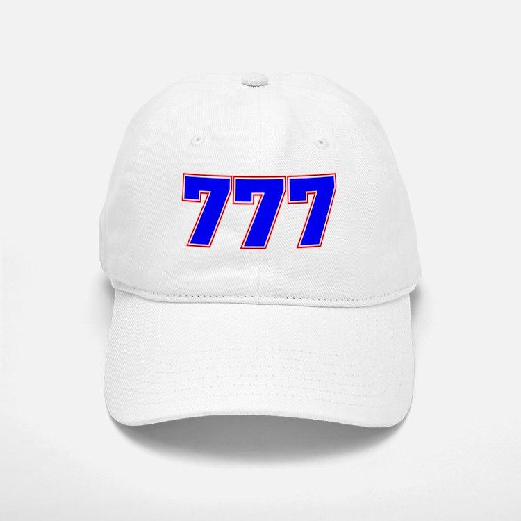 777 GOD Baseball Baseball Cap