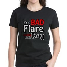 its a Bad Flare kinda crappy day T-Shirt