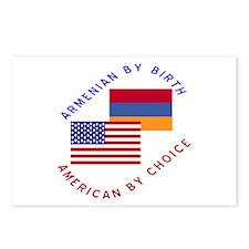 Armenia Birth USA Choice Postcards (Package of 8)