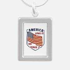 America Love it Necklaces
