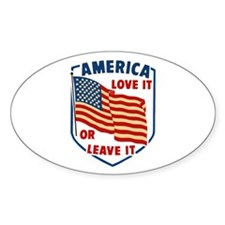 America Love it Decal