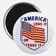 "America Love it 2.25"" Magnet (100 pack)"