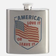 America Love it Flask
