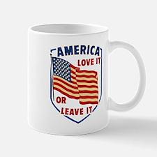 America Love it Mug