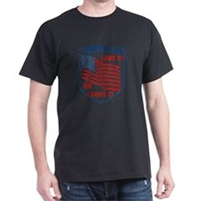 Faded America Love it T-Shirt