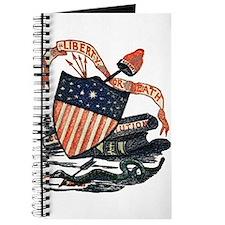 Vintage American Shield Journal