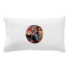 Lady Liberty Pillow Case