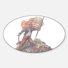 Civil War Patriot Decal