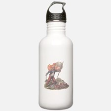 Civil War Patriot Water Bottle