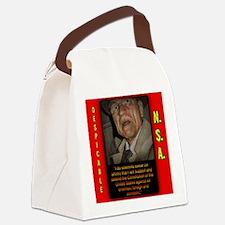Despicable Canvas Lunch Bag
