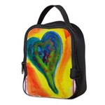 Bright Valentine Neoprene Lunch Bag
