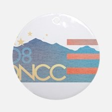08DNCC.png Ornament (Round)