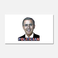 George_obama.png Car Magnet 20 x 12